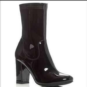 Kenneth Cole Alyssa High-Heel Boots - Black